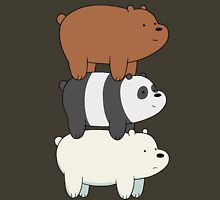 We Bare Bears Unisex T-Shirt