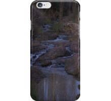 Hidden creek iPhone Case/Skin