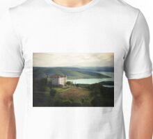 A castle in Provence, South France Unisex T-Shirt