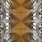 Truro Cathedral Ceiling by Yampimon