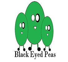 Black Eyed Peas Photographic Print