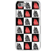 Nosey Patterns iPhone Case/Skin