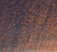 Sunlight Clouds Sticker