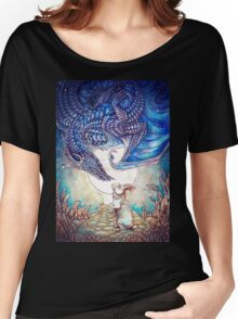 The Dragon & The Rabbit Women's Relaxed Fit T-Shirt