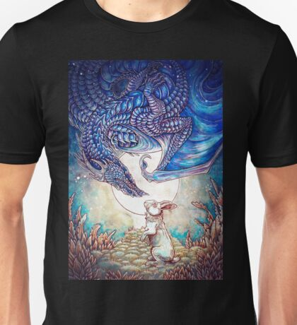 The Dragon & The Rabbit Unisex T-Shirt