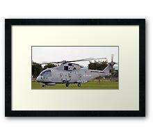Merlin HM2(ZH832) Framed Print