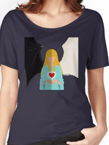 Yu-Gi-Oh! - Change Of Heart Women's Relaxed Fit T-Shirt