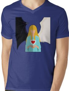 Yu-Gi-Oh! - Change Of Heart Mens V-Neck T-Shirt