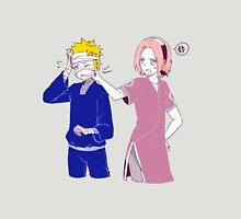 Naruto with Sakura 00005 Unisex T-Shirt