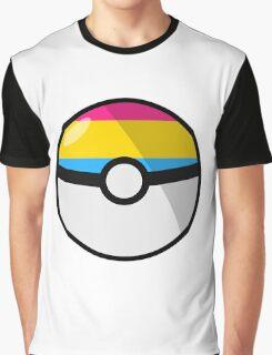 Pan Pokeball Graphic T-Shirt