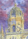 bell tower Jerónimos Monastery by terezadelpilar~ art & architecture