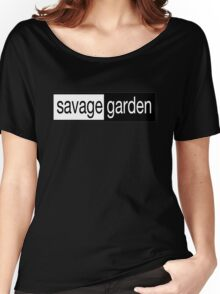 SAVAGE GARDEN Women's Relaxed Fit T-Shirt