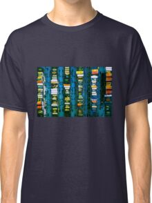 Vintage electronic board Classic T-Shirt