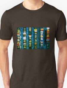 Vintage electronic board Unisex T-Shirt