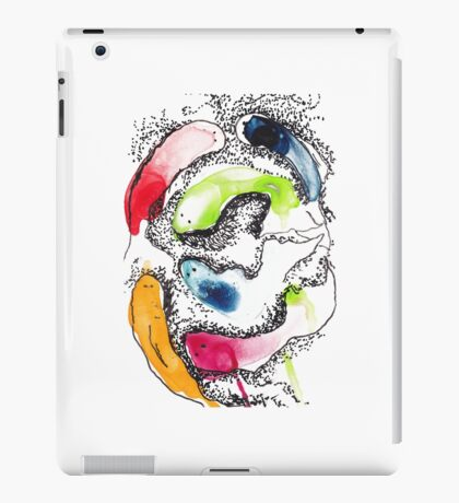 gummy koi iPad Case/Skin