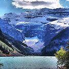 Lake Louise Banff by Vickie Emms