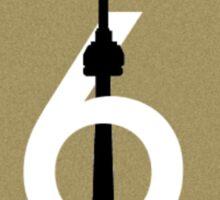 Toronto The 6ix Sticker