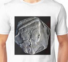 Woman Head Unisex T-Shirt