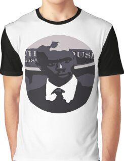 Black Bush Graphic T-Shirt