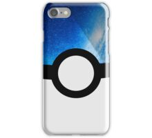 Space Pokeball iPhone Case/Skin
