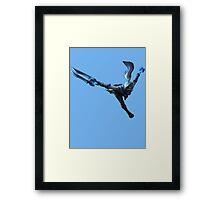 Lolchamp Framed Print
