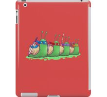 Teenage Mutant Ninja Slugs iPad Case/Skin