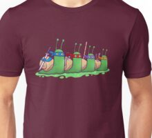 Teenage Mutant Ninja Slugs Unisex T-Shirt