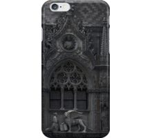 Gothic Deco iPhone Case/Skin