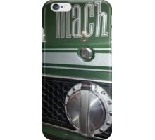 Mach One Mustang iPhone Case/Skin