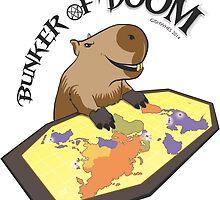 GISHWHES: Bunker Of Doom by janetjuli