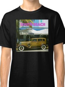 SOUTH BEACH TRANSPORTATION Classic T-Shirt
