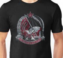 USSR Soviet Medal 01  Unisex T-Shirt