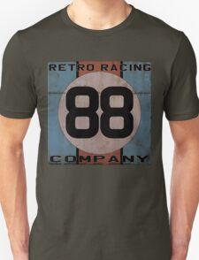 "Retro Racing Company ""88"" T-Shirt"