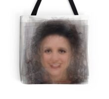 Elaine Benes from Seinfeld Tote Bag