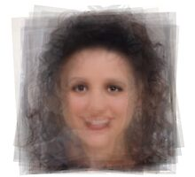 Elaine Benes from Seinfeld Photographic Print
