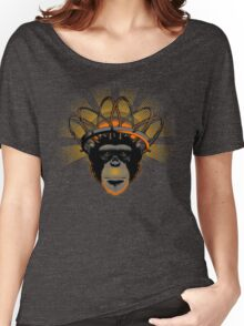 CLOCKWORK BANANA Women's Relaxed Fit T-Shirt