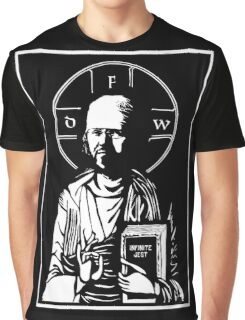 David Foster Wallace - Infinite Jest Graphic T-Shirt