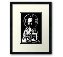 David Foster Wallace - Infinite Jest Framed Print