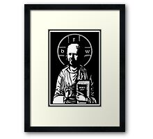 David Foster Wallace - Infinite Jest Framed Print