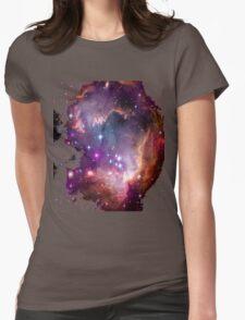 Colorful Galaxy Pattern T-Shirt