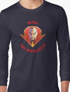 Ming the Merciless - Solo Red Variant  Long Sleeve T-Shirt