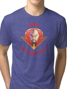 Ming the Merciless - Solo Red Variant  Tri-blend T-Shirt