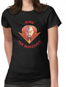 Ming the Merciless - Solo Red Variant  Womens Fitted T-Shirt