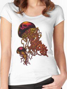 Dead Sea Women's Fitted Scoop T-Shirt