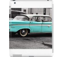 1959 Edsel Ranger  iPad Case/Skin