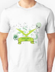 Voltron - Pidge Fight like a Girl Unisex T-Shirt