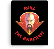 Ming the Merciless - Solo Red Variant  Canvas Print