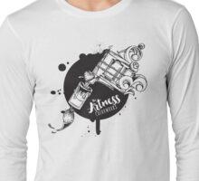 The Artness Colorworks - Art Is Life  Long Sleeve T-Shirt