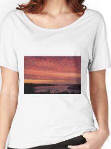 Sydney Sunset Women's Relaxed Fit T-Shirt