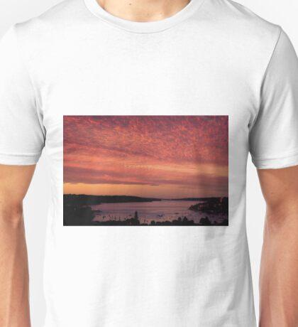 Sydney Sunset Unisex T-Shirt